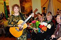 Ольга Панюшкина. Творческий вечер композитора и пе