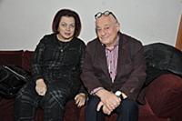Татьяна Ревзина, Марк Розовский. Вечер, посвященны