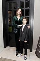 Согдиана с сыном. Премия «Пара года 2020» журнала