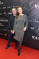 Владимир Абашкин, Екатерина Гусева. Премьера фильм