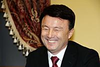 Канат Айтбаев. Совместная пресс-конференция Димаша