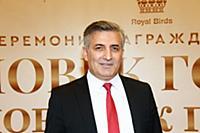 Эльман Пашаев. Вручение премии «Человек года 2020
