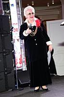 Анна Шатилова. Вручение народной премии «Память на