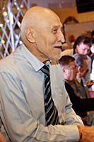 Николай Дроздов. Вручение народной премии «Память