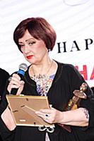 Зинаида Кириенко. Вручение народной премии «Память