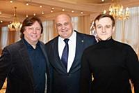 Константин Бубнов, Алексей Огурцов, Игорь Огурцов.