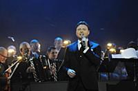 Концерт «Бессмертные песни великой страны». Государственный кремлевский дворец. Москва, Россия.