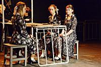 Елизавета Мазалова, Диана Борина, Анастасия Савост