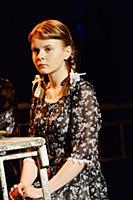 Анастасия Савостьянова. Премьера спектакля «Что с
