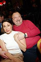 Петр Подгородецкий с супругой Ириной. Презентация