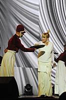 Лайма Вайкуле и танцевальный коллектив «FREEDOM BA