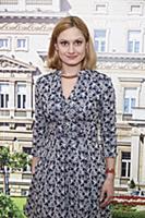 Карина Мишулина. Премьера фильма «Отель «Белград».