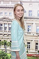 Алена Чехова. Премьера фильма «Отель «Белград». Ки