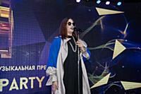 Анна Боронина. Пре-пати музыкальной премии «Жара M