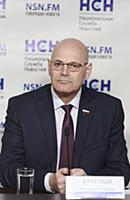 Владимир Круглый. Пресс-конференция, посвящённая м