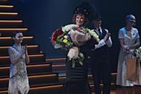 Нонна Гришаева. Прогон спектакля «Люся. Признание