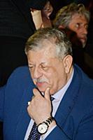 Михаил Борисов. Прогон спектакля «Люся. Признание