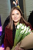 Российская актриса Юлия Топольницкая