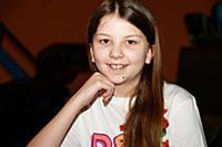 Валерия Кумпф (дочь Мартина). Закрытый предпоказ м