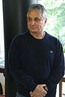 Владимир Алеников. Пресс-конференция, посвященная