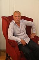 Анатолий Журавлев. Съемки передачи «Приют комедиан