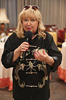 Наталья Гвоздикова. Съемки передачи «Приют комедиа