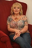 Ирина Грибулина. Съемки передачи «Приют комедианто