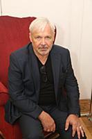 Василий Мищенко. Съемки передачи «Приют комедианто