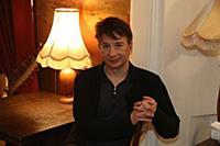 Виталий Альшанский. Съемки передачи «Приют комедиа