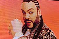 Филипп Киркоров, кадр из клипа. Закрытая презентац