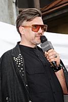 Валерий Сороковой. Съемка-показ проекта «Cinema Fa