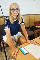 Дарья Беднарская. 24-й Фестиваль Визуальных Искусс