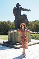 Лиза Арзамасова. 24-й Фестиваль Визуальных Искусст