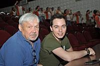 Василий Мищенко, Родион Газманов. 24-й Фестиваль В