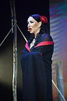 Алика Смехова. Открытая репетиция мюзикла «Дон Жуа