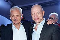 Федор Попов, Иван Кокорин. 9-й Московский кинофест