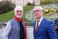 Виктор Мережко, Евгений Герасимов. 9-й Московский