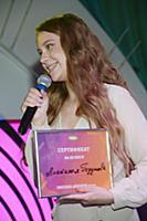 Настя Годунова. II ежегодная премия «Instars-Award