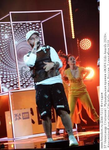 ST (Александр Степанов). Музыкальная премия «ЖАРА Kids Awards 2020». Концертный зал «Vegas City Hall». Москва, Россия, 2 сентября 2020.