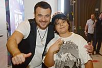 Emin, Эмин Агаларов с сыном Али. Музыкальная преми