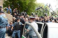 Михаил Ефремов. Заседание по делу Михаила Ефремова