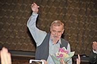 Евгений Киндинов. Сбор труппы и открытие 123-го те
