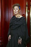 Анита Цой. 12-я Ежегодная премия журнала MODA topi