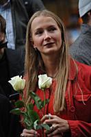 Лада Чуровская. Открытие 100-го театрального сезон