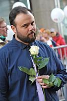 Денис Самойлов. Открытие 100-го театрального сезон