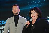 Антон Собянин, Надежда Бабкина. Церемония вручения