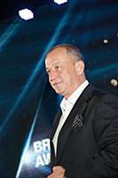 Вадим Раппопорт. Церемония вручения премий «Brand