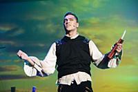 Артем Елисеев. Премьера мюзикла «Дон Жуан. Нерасск