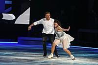 Влад Топалов, Елена Ильиных. Съемки проекта «Ледни