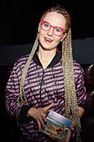 Анна Сахара (Anna Sahara). «Couture Fashion Show»